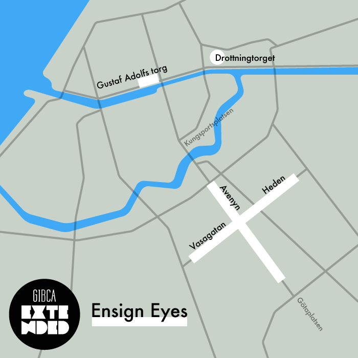 Ensign Eyes - Map